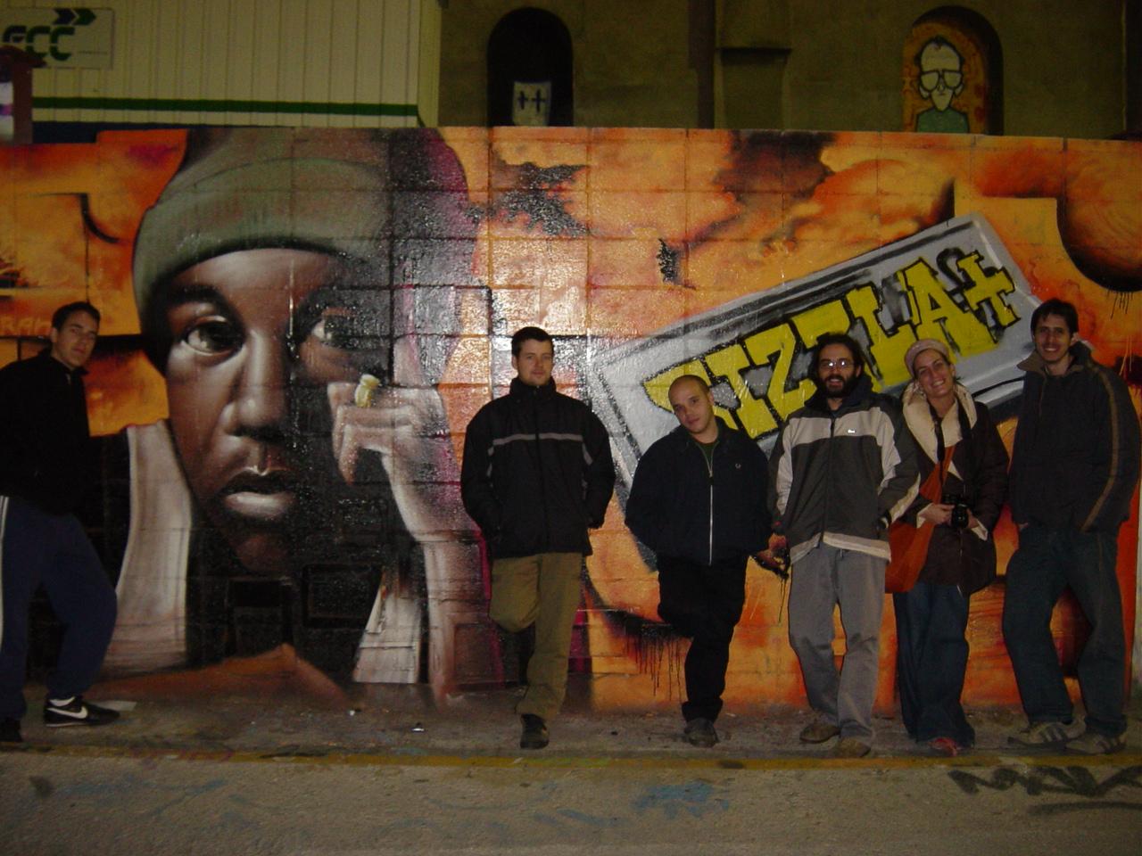 ACR Crew en Barcelona