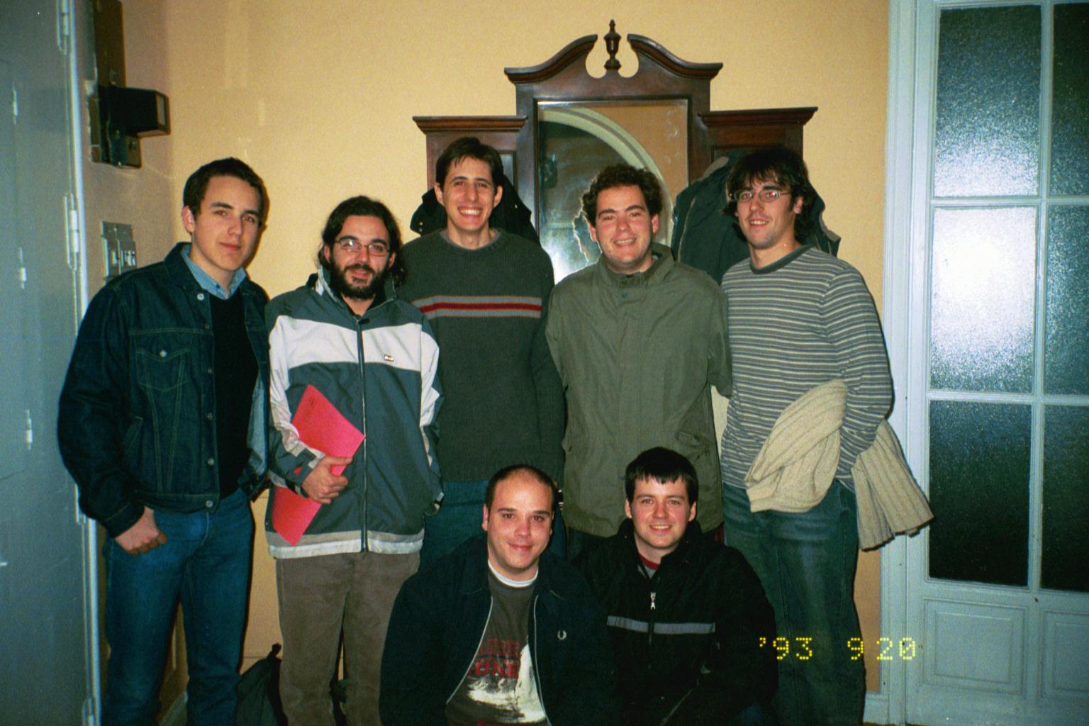 ACR Crew en Madrid 2