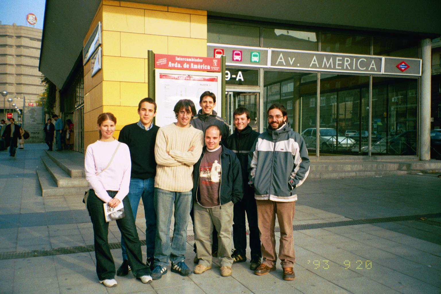 ACR Crew en Madrid