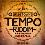 -The Sound Tales- GREGTOWN´S TEMPO RIDDIM