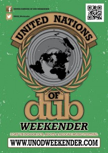 Primeras confirmaciones para el U.N.O.D (United Nations Of Dub)