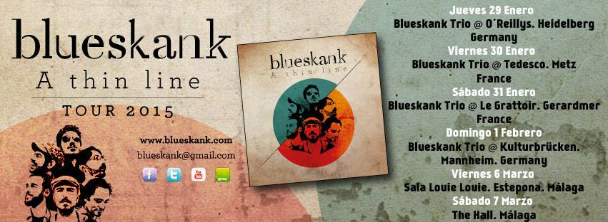 blueskank-tour