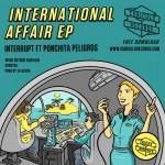International Affair EP es lo nuevo de Ponchita Peligros con Cubiculo Records