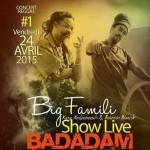«Badadam» es el nuevo clip de Big Famili