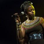 «Luchando contra el frío de la calle con el calor de la música» Daba Makourejah y Nereus Joseph (Black Music Festival)