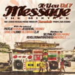 MIX ACTUAL #240: LAVA SOUND «Message To You Vol.7»