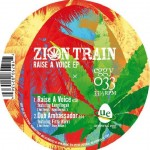 "Zion Train presenta ""Raise A Voice EP"""