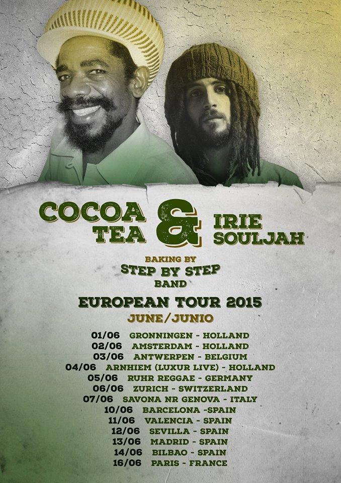 gira cocoa tea-irie souljah