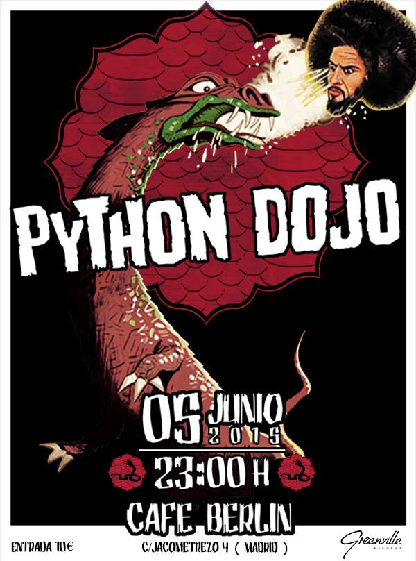 python dojo berlin