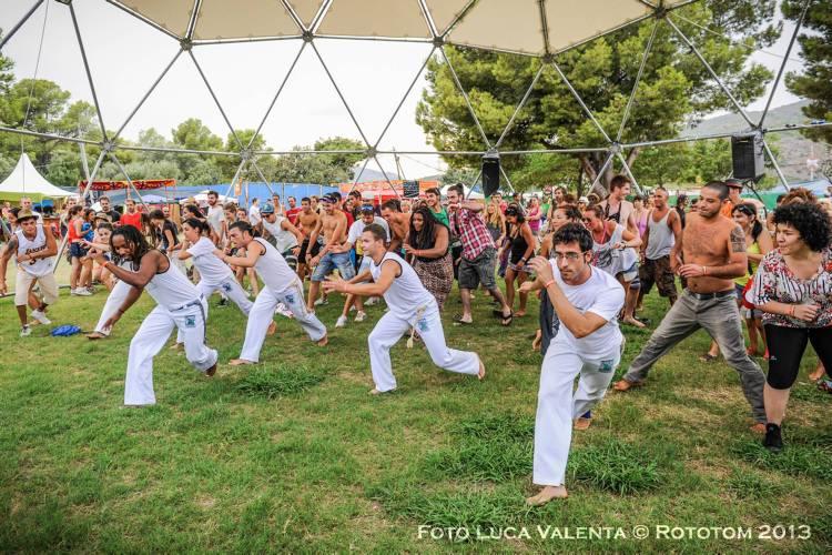 Vivir la Energia / Capoeira