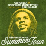 "Chronixx feat. Dre Island ""Ghetto People"