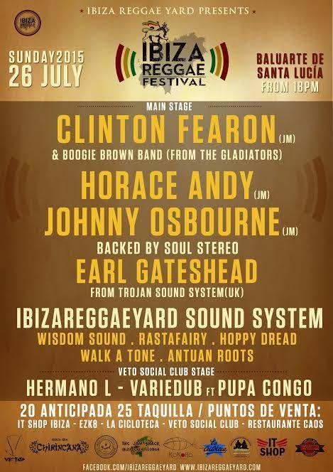 ibiza reggae