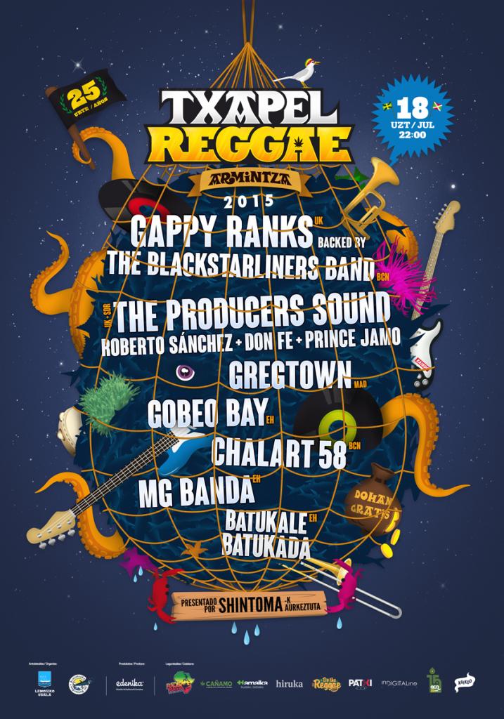 txapel reggae 15