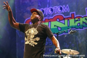 Rototom 2015 -  BARRINGTON LEVY