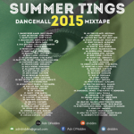 MIX ACTUAL #266: D´RIDDIM «Summer Tings 2015»
