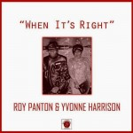 Roy Panton & Yvonne Harrison - When It's Right