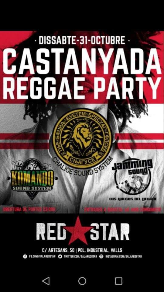 cartel-castanyada-reggae