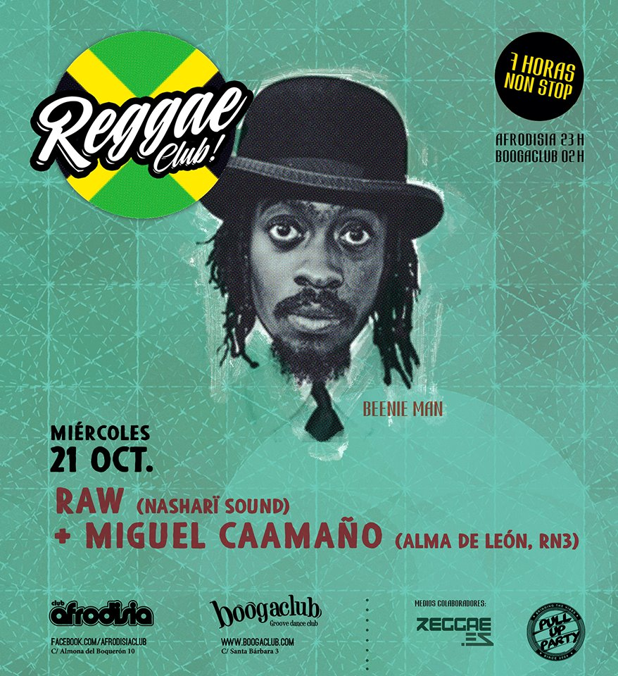 cartel-reggaeclub-21Oct