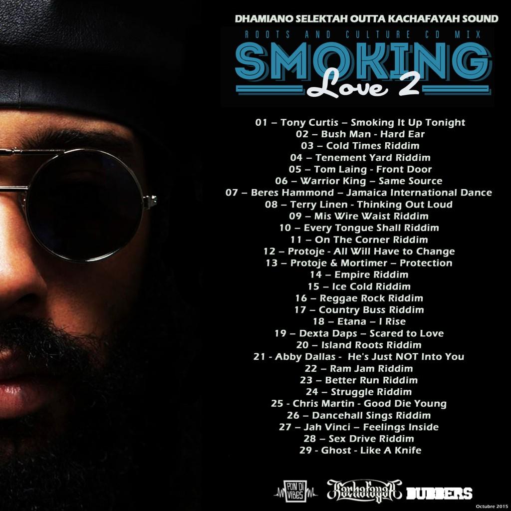 Dhamiano Selektah (Kachafayah) - Smoking Love 2