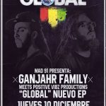 "Ganjahr Family presentan ""Free Up"" junto a Lasai"