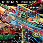Nuevo álbum de Akae Beka «Homage to the land»