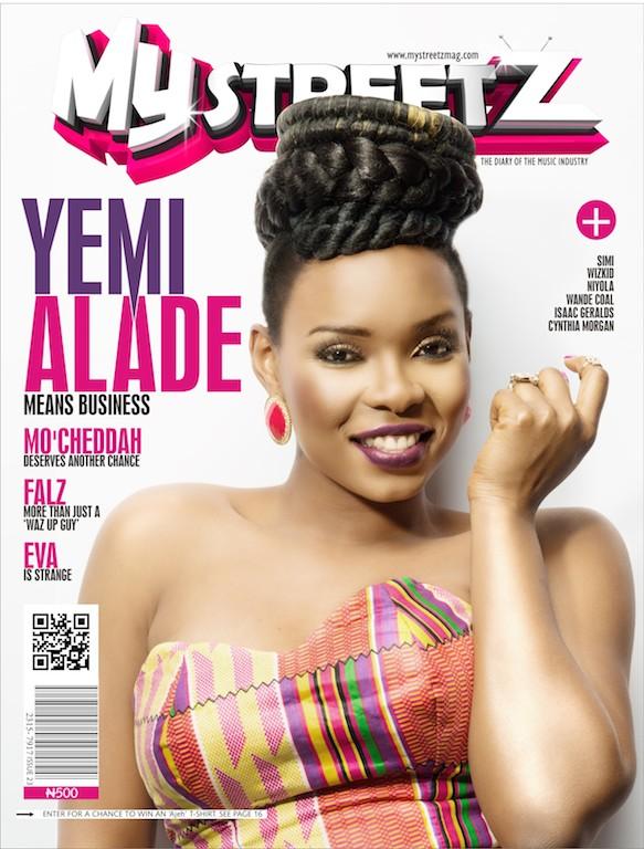 Yemi Alade 2