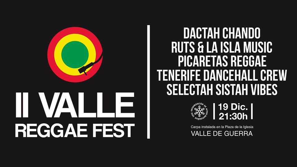 cartel-IIvallereggaefest