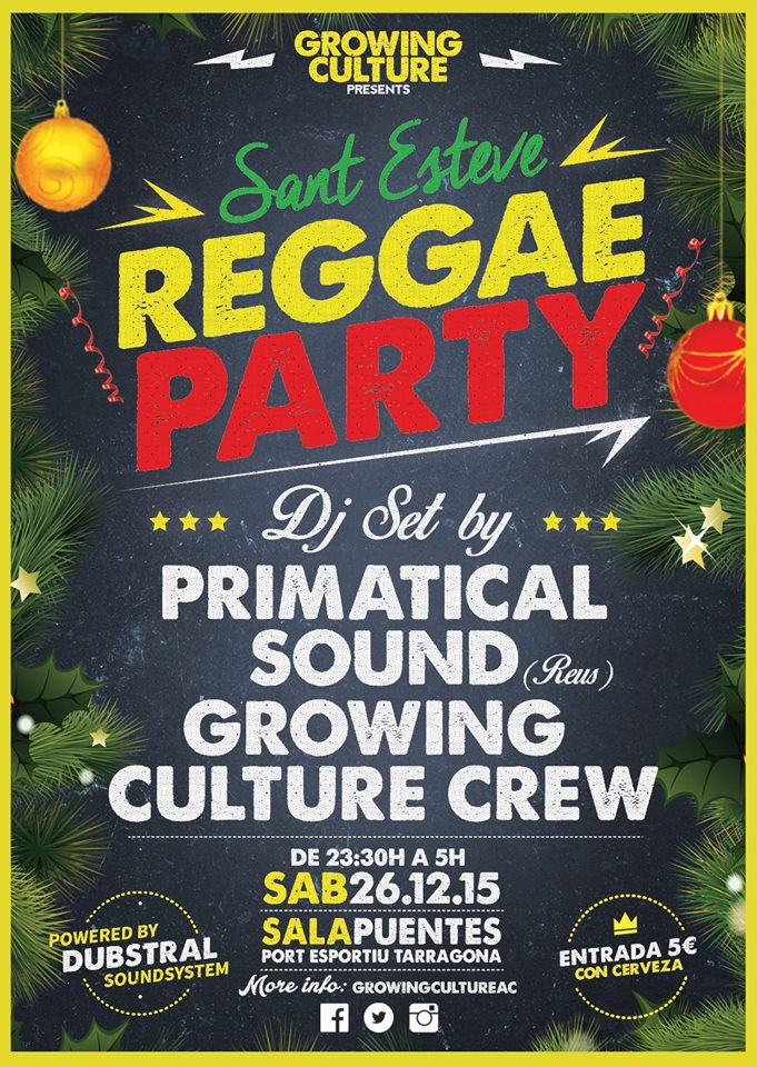 cartel-Sant-esteve-Reggae-Party