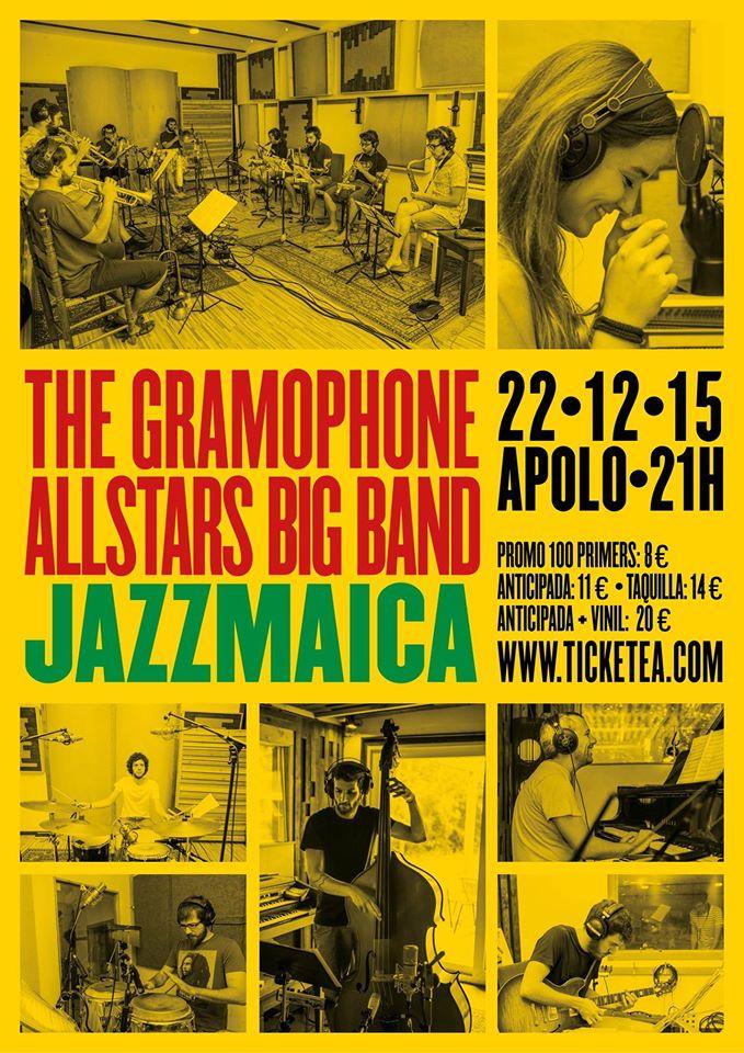cartel-gramophone Allstars