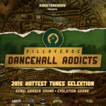 "MIX ACTUAL #294: VILLAVERDE DANCEHALL ADDICTS ""2015 Hottest Tune Selektion"""