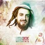 """Ya a la venta: """"La fábrica de lírica"""" nuevo disco y gira de Little Pepe"""