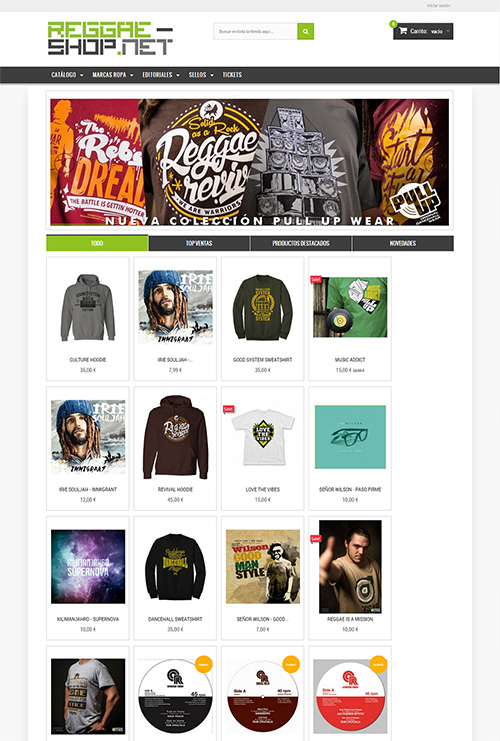 captura reggaeshop