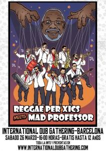 Mad proff-reggaeperxics