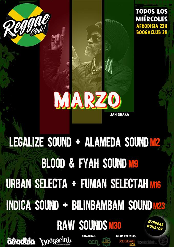 cartel-ReggaeClub-Marzo