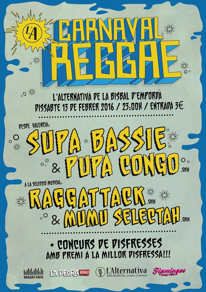 cartel-carnavalreggae