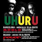Black Uhuru de gira por España