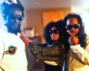 Black Uhuru sounds