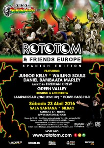 cartel-23 Rototom Day Bilbao