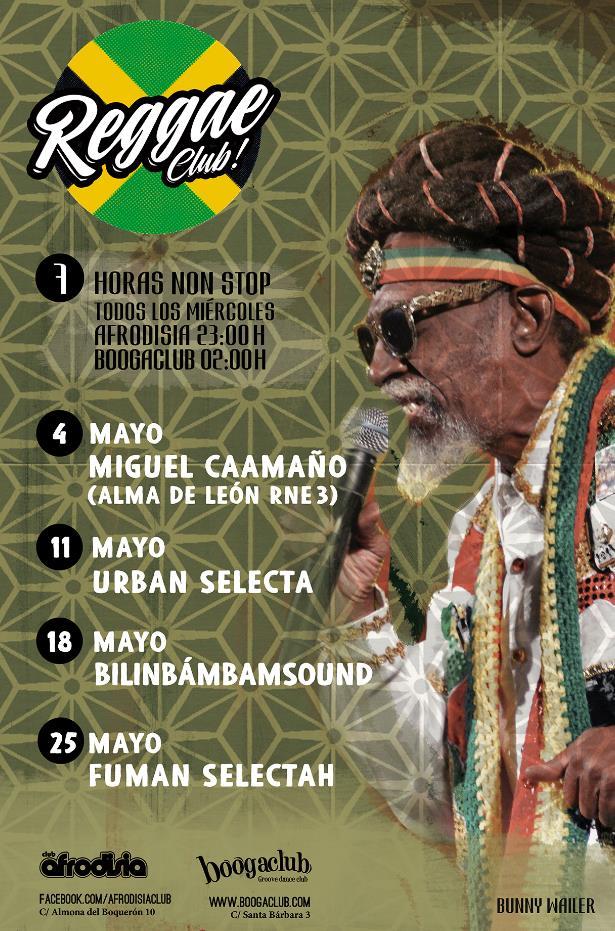 Granada reggae club