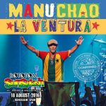 Manu Chao actuará en el Main Stage de Rototom Sunsplash