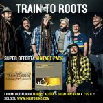 Train to Roots reedita sus dos primeros discos en un interesante pack «vintage»