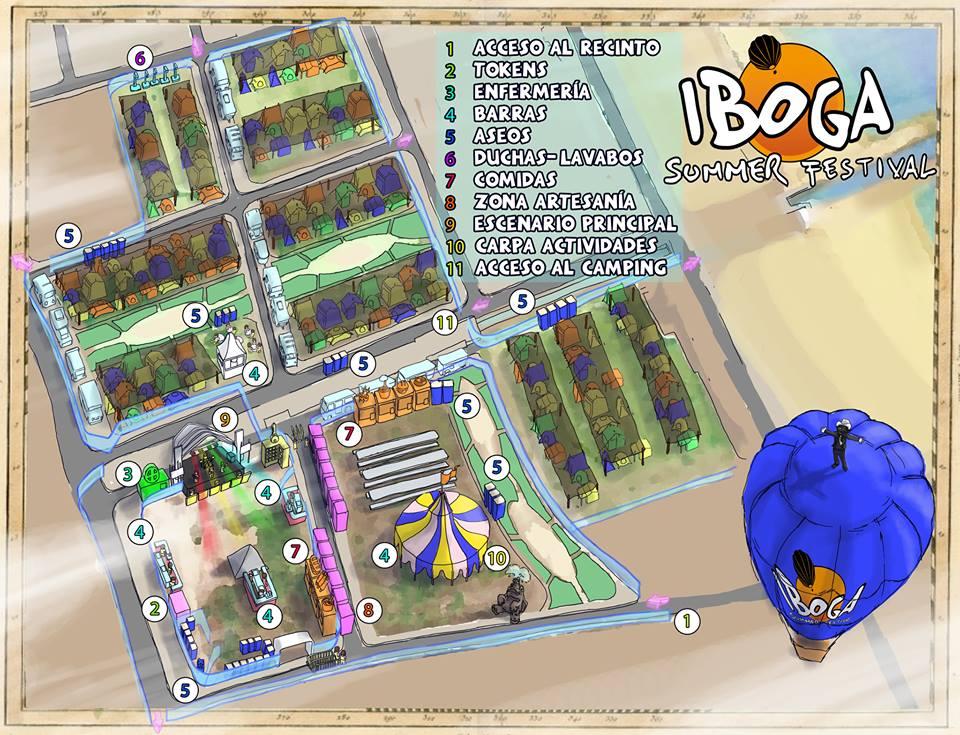 iboga mapa