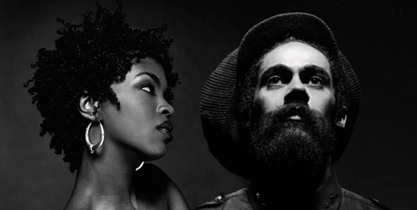 Novedades de Lauryn Hill y Damian Marley - por Do the Reggae