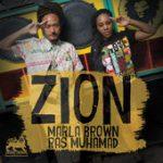 Marla Brown feat Ras Muhamad, clip oficial de Zion