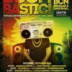 En octubre vuelve la programación de Boombastic Club