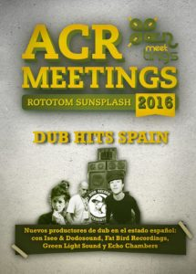 Reggae.es TV: ACR Meetings Rototom Sunsplash 2016