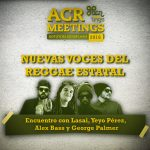 ACR MEETINGS ROTOTOM 2016: Nuevas Voces del Reggae Estatal