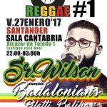 Señor Wilson inaugurará un nuevo espacio de música reggae en Santander