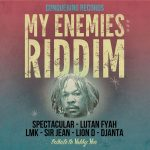 «My enemies riddim» tributo a Yabby You con el que debutan Conquering Records