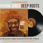 """""""Deep Roots"""" es el nuevo 12″ de Lana Sound con Vivian Jones"""